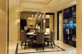 150平方裝修效果圖 餐廳裝飾設計
