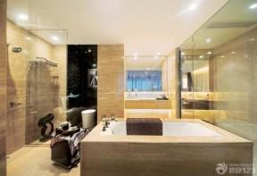 卫生间装潢 别墅效果图设计