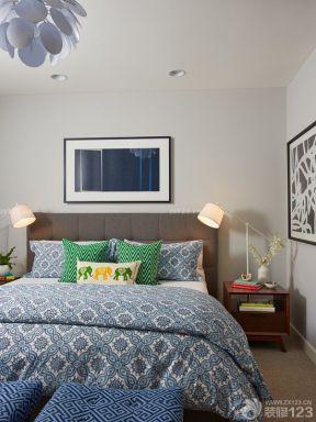 4萬元90平米裝修 簡約時尚臥室效果圖