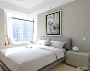 4萬元90平米裝修 臥室飄窗效果圖