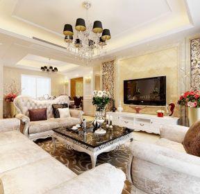 新房客廳家裝客廳裝修圖片大全-每日推薦