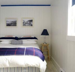 家裝4萬元90平米小型臥室裝修效果圖-每日推薦