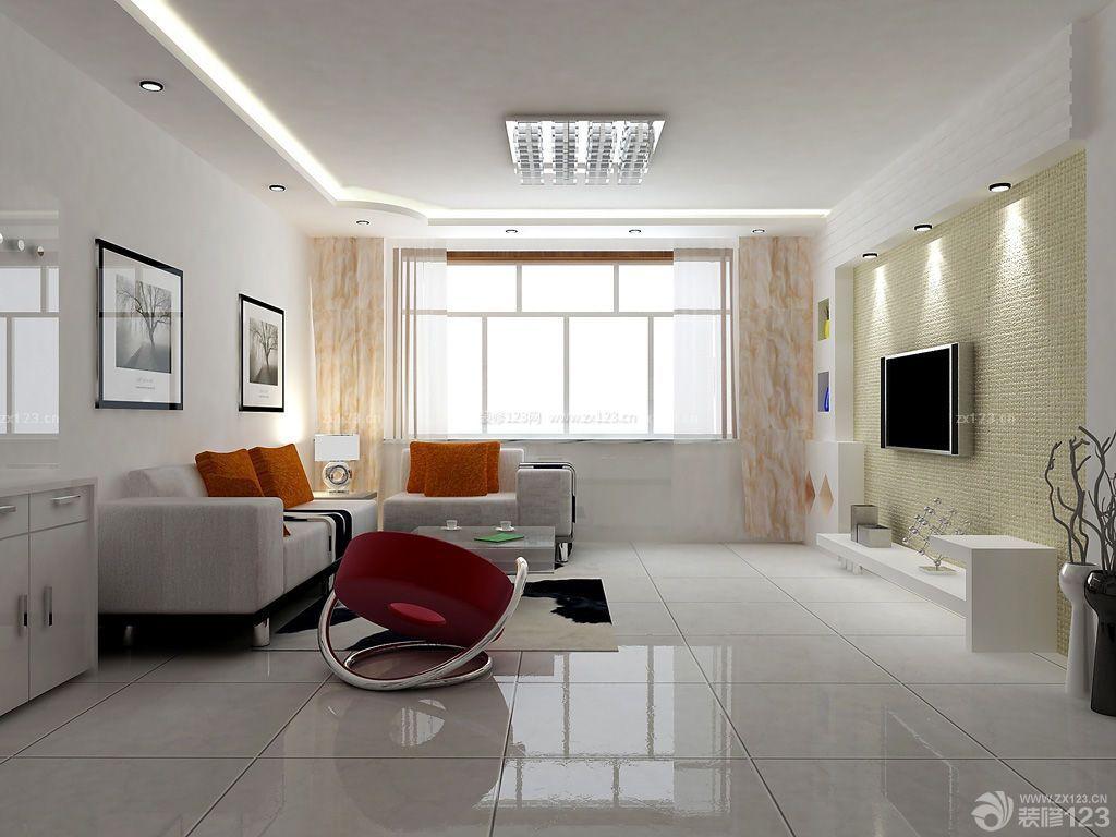 简装80平方米房子两房两厅装修效果图