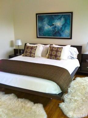 4萬元90平米裝修 小空間臥室裝修效果圖片
