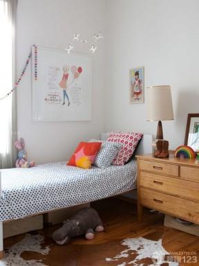 4萬元90平米裝修 兒童臥室