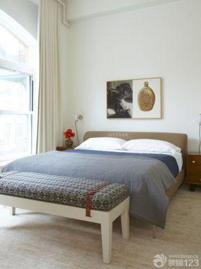 4萬元90平米裝修 臥室墻面裝修效果圖
