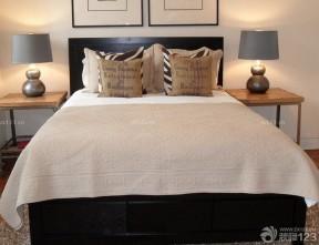 4萬元90平米裝修 美式臥室裝修效果圖