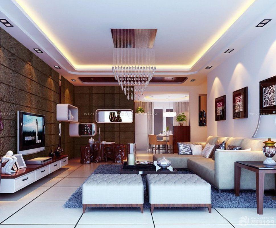 义马市75平米3室一厅房屋装修图 图片合集