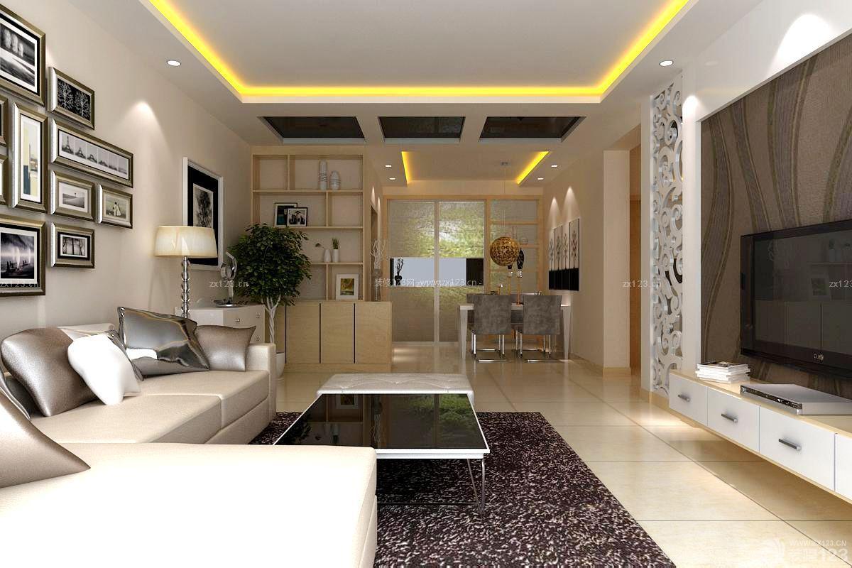 两间房子六十多平米设计图展示