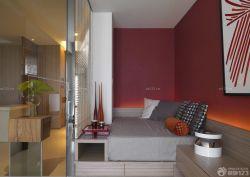 70平米小三房榻榻米床如何裝修