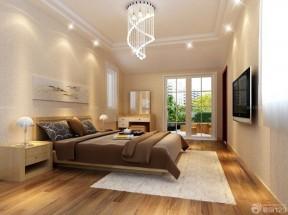 一百平方房子裝修圖 簡約歐式風格臥室