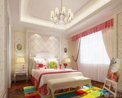 110平方三居室儿童房室内装修房屋图西效果南门设计图图片