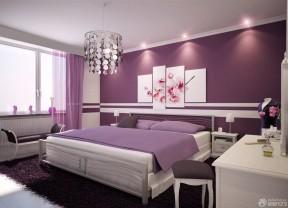 一百平方房子裝修圖 簡約時尚臥室效果圖
