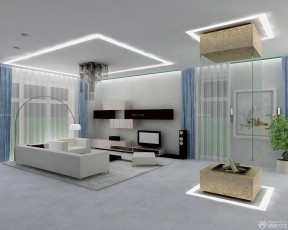 一百平方房子裝修圖 簡約現代裝修風格