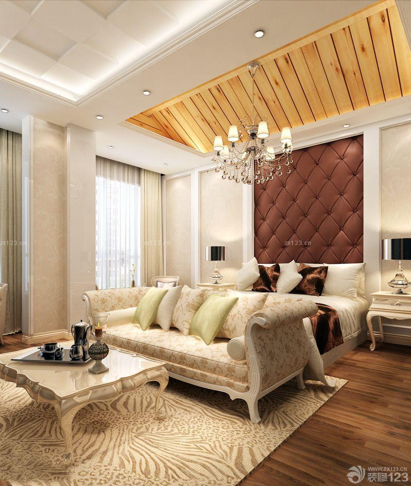 200平米复式楼房屋装修设计效果图图片