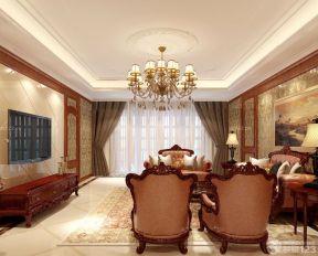 90平米房子裝修設計圖 簡約歐式風格
