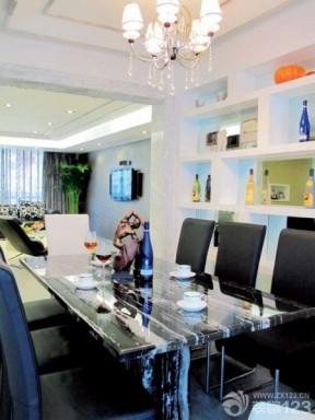 后现代设计风格 餐厅装潢设计