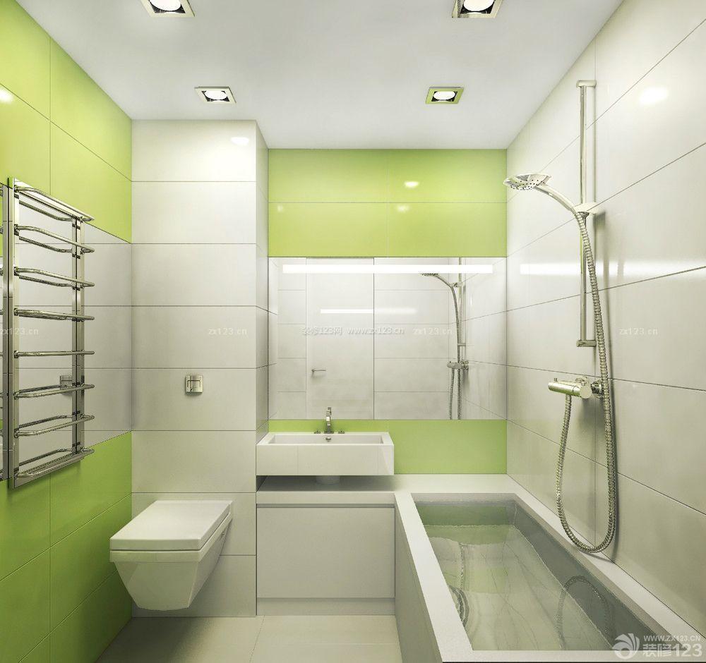 现代风格60平米房屋装修效果图欣赏
