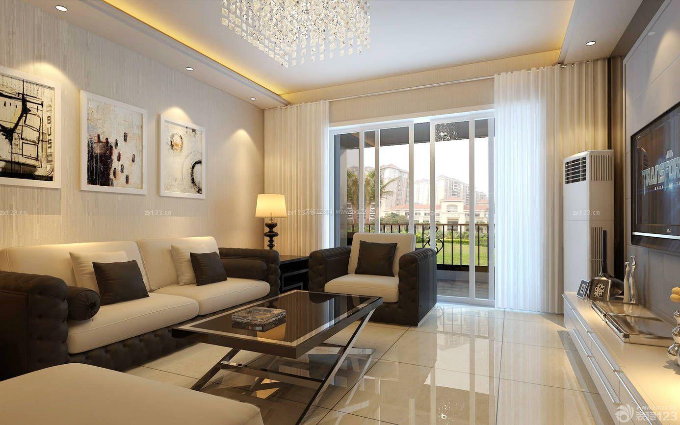 90平米客厅家具摆放房屋装修效果图大全