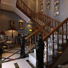 復式房子裝修圖片 復式裝修樓梯效果圖