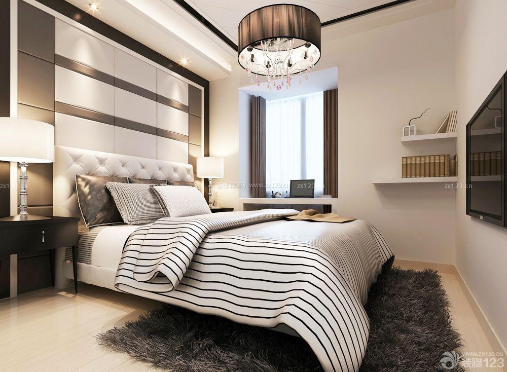 新房床头布置效果图