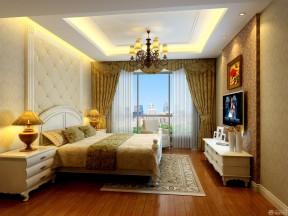 房屋装修效果图大全90 黄色窗帘黄色窗帘装修效果图片