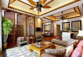 室內裝修裝潢 東南亞風格裝修效果圖