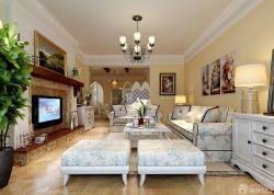 室內客廳組合沙發裝修方案