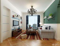 室內客廳家居裝修方案