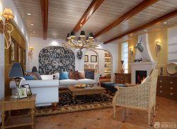 室內客廳吊燈裝修方案