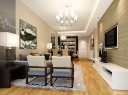 室內客廳臺燈裝修方案