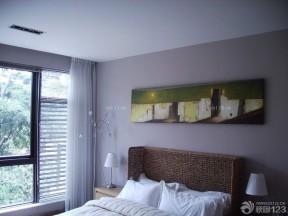 现代装修风格 卧室装潢设计