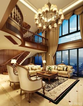 家庭室內裝潢 復式樓裝修設計圖