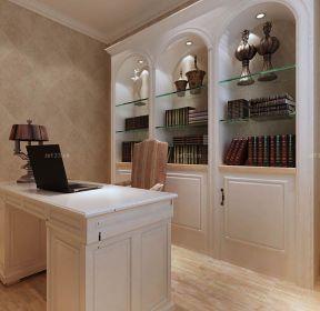 小書房書柜設計圖-每日推薦