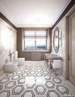 家庭室內裝潢 衛生間設計