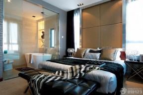 新古典主義裝修圖 臥室裝潢設計