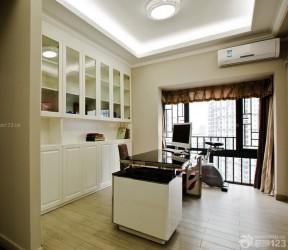 簡約書房裝修效果圖 三室兩廳