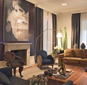 新古典風格90平小三房室內裝修案例-每日推薦