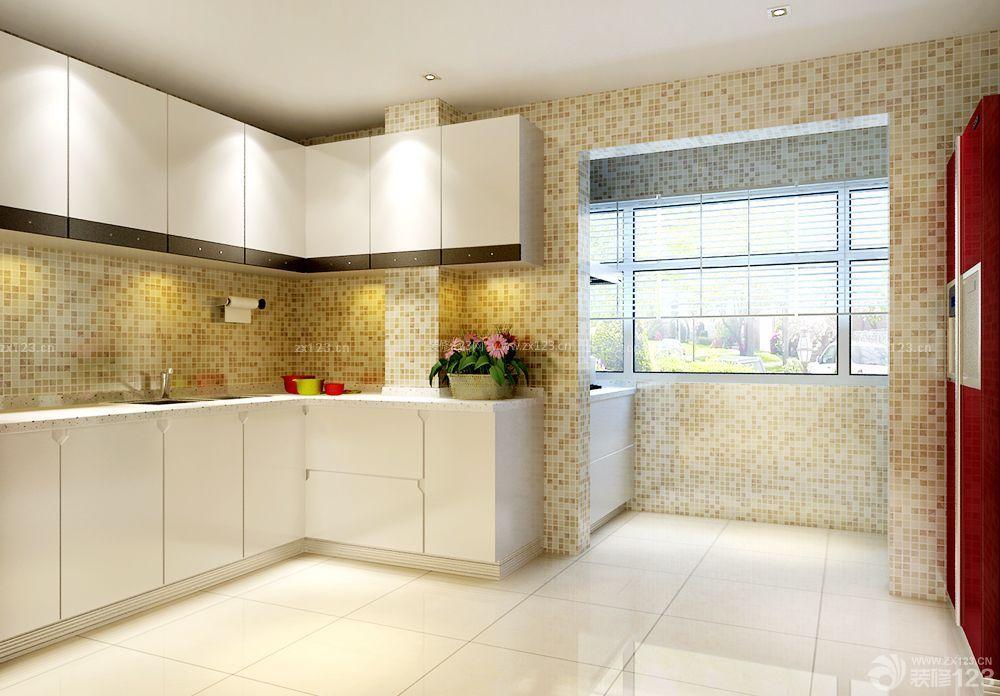家庭室内厨房设计装修图片