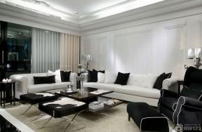 黑白室內裝潢 裝修設計圖客廳