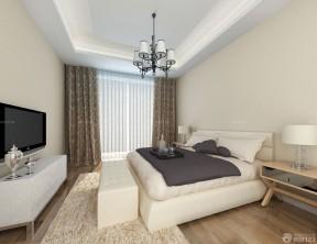 住房室内装饰 简约卧室设计