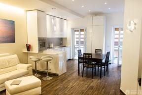 住房室内装饰 厨房吧台设计