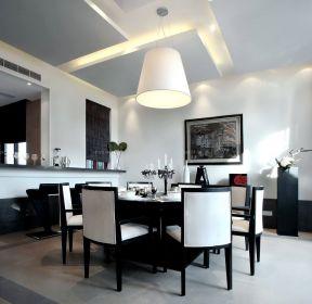 住房餐厅室内装修装饰设计图-每日推荐