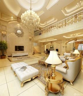 复式楼室内装修效果图大全 欧式风格装修