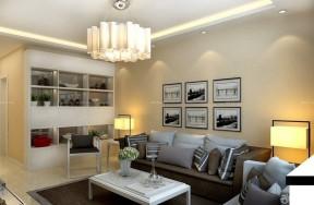80平米房子裝修設計圖  黑白裝飾畫圖片