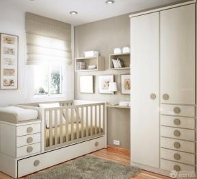 三房装修样板间 婴儿房装修效果图片