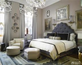 三居二手房 歐式臥室設計
