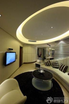 80平米裝修案例 客廳裝修設計