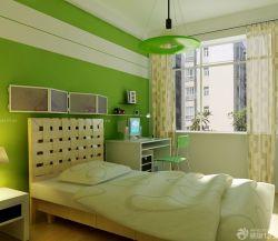 90平兩室兩廳臥室裝修案例