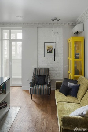 兩居室裝潢 古典歐式風格